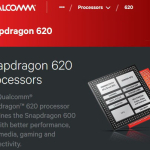 Qualcomm's Snapdragon 620 Geekbench 3 score revealed
