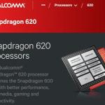 Qualcomm's Snapdragon 620 Geekbench 3 score revealed