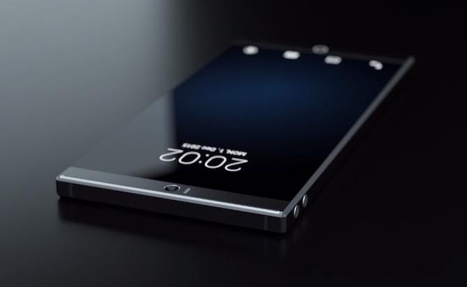 Symetium smartphone pc design
