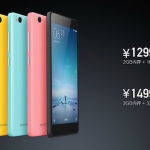 Xiaomi Mi 4c technical specifications, Price and features