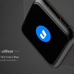 $ 30 Ulefone uWear Smartwatch for iOS and Android
