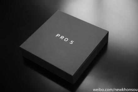 meizu Pro 5 black color box