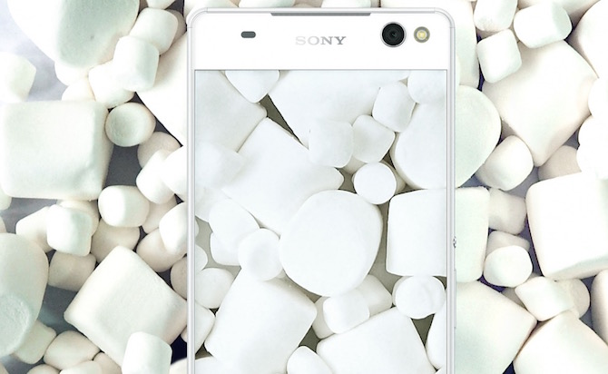 Android 6 MArshmallow for Sony Xperia