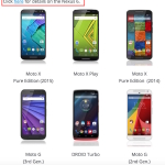 List of Motorola Smartphones to get Android 6.0 Marshmallow update