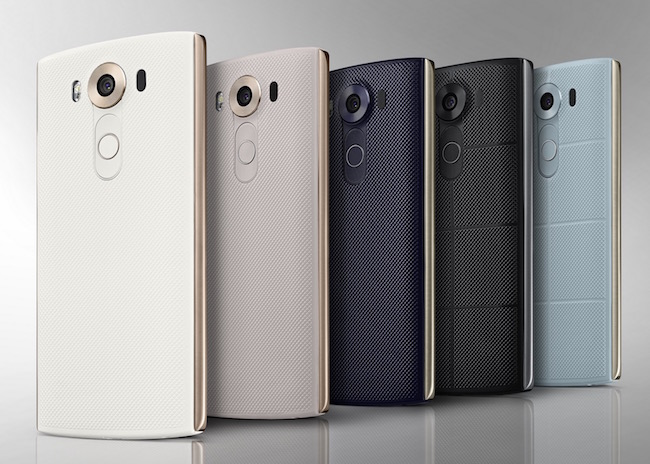 LG V10 Color Options