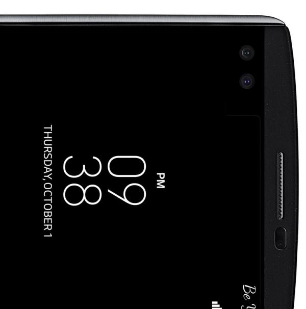 LG V10 Dual Front Camera