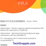 MIUI 7 OTA Update hits Xaiomi Mi 4 before the release date, update reaches all the devices now (updated)