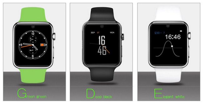 ORDRO SW25 Smartwatch Phone tech specs