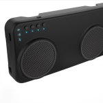 Peri Duo iPhone case with dual-speaker and 3000 mAh battery