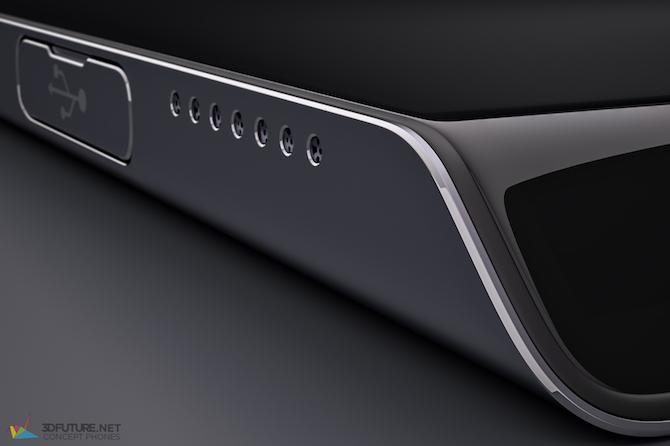 Samsung Galaxy S7 Concept design