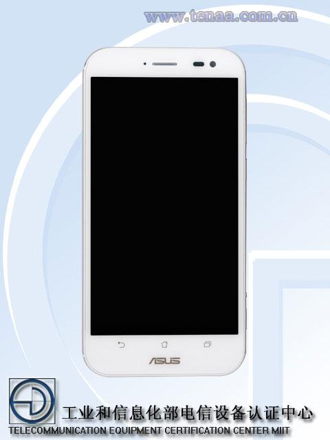 Asus Zenfone Zoom Front Z00XSB