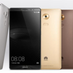 Huawei Mate 8 has been released now