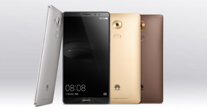 Huawei Mate 8 image