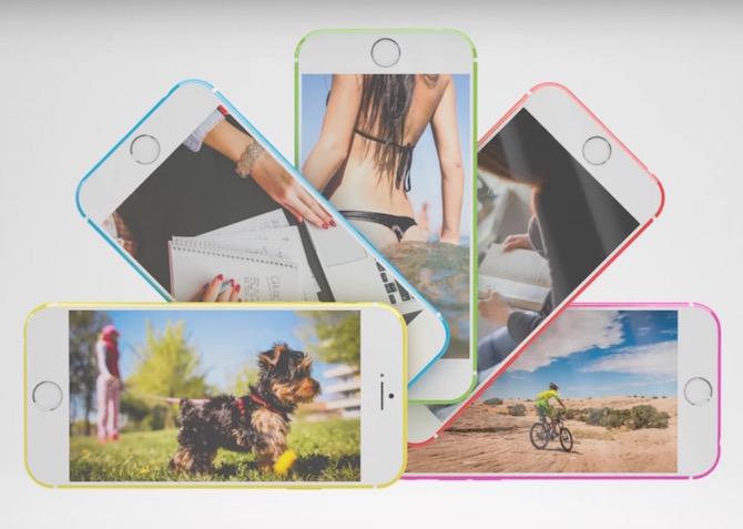 iPhone 6c or 7c