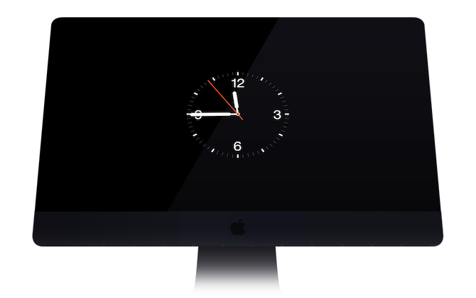 Apple Watch Screen Saver for Mac