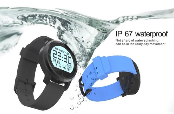 F68 Sports Smartwatch