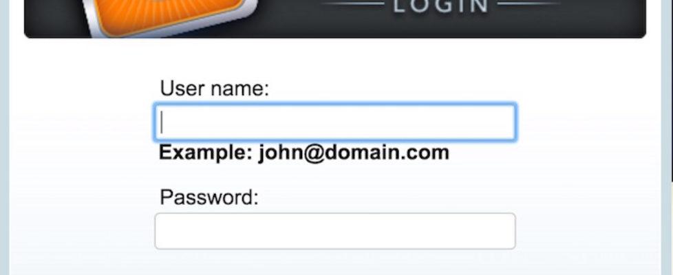 GoDaddy Workspace email login pic