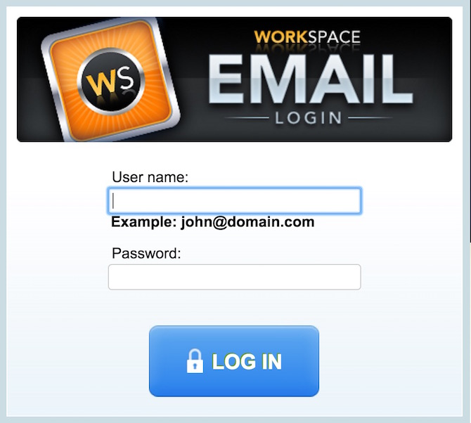 GoDaddy Email Login And Configuration Settings Workspace