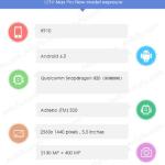 LeTV Le Max Pro X910 Antutu Benchmark leaked