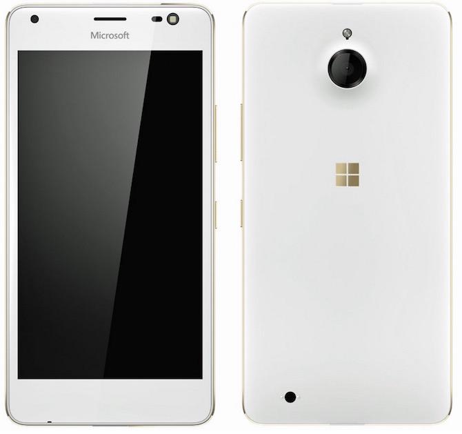 Lumia 950 Honjo