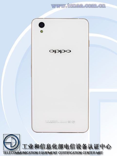 Oppo A30 design