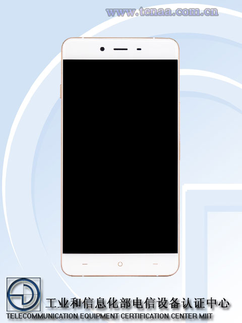Oppo A30 display