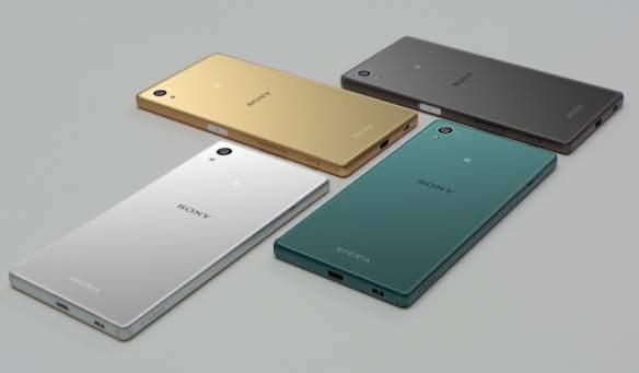 Sony Xperia Z6 series
