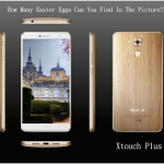 Bluboo Xtouch Plus Tech Specs and image exposure