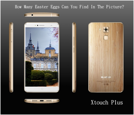 Bluboo Xtouch Plus image