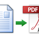 Convert Word to PDF or PDF to Word free converter