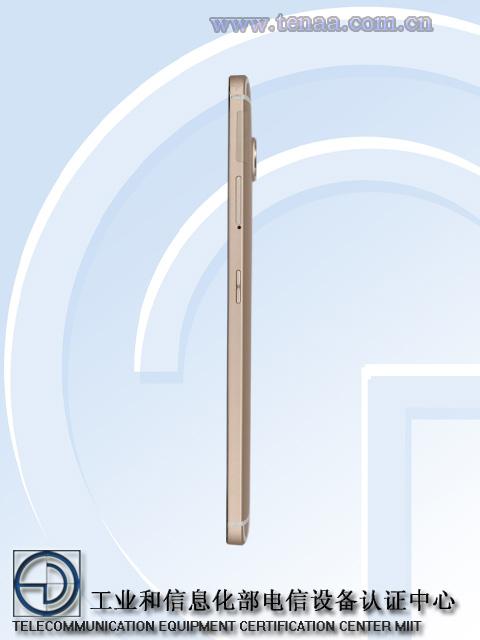 LeTV X910 Thickness