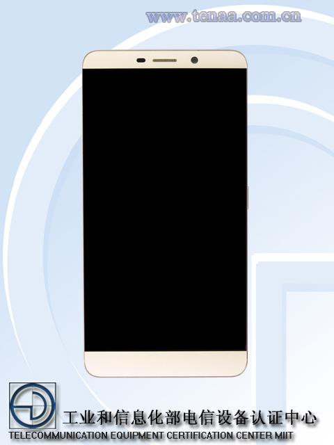 LeTV X910 display