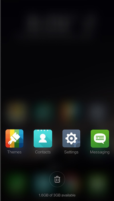 MIUI Theme ASUS ZenUI based 6