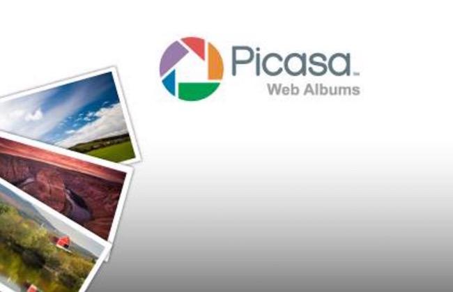 Google's Picasa Web Albums
