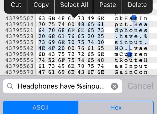 iOS 9.3 Beta 1.1 code