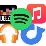 Spotify vs Deezer vs Apple Music vs Rdio vs Google Play Music