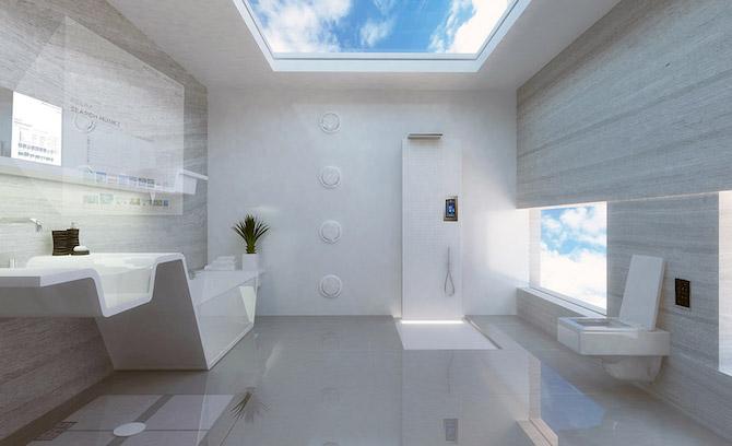 Future of the bathroom