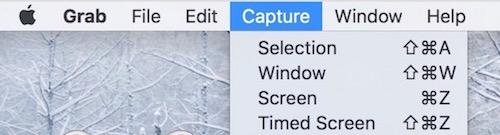 Grab app to mac screenshot