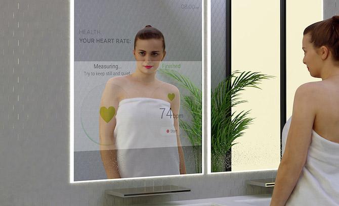 Health data upload to health app