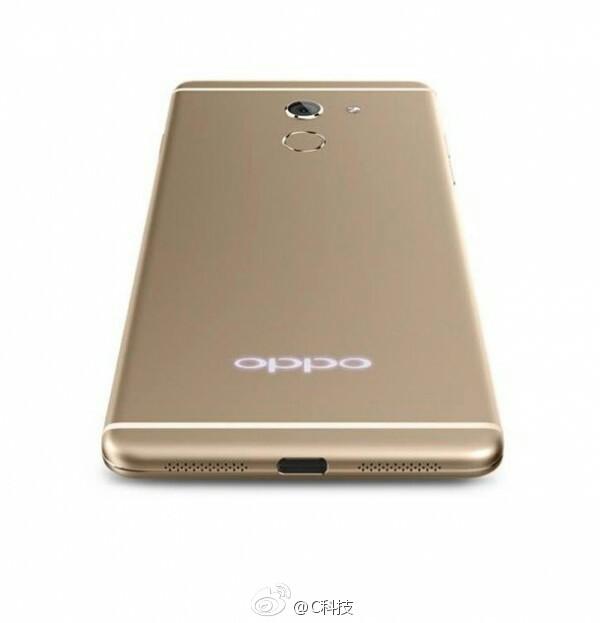 Oppo Find 9 USB Type C