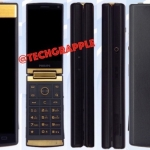 Philips V800 Dual-screen Android Flip Phone