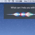 Siri for Mac is on its way, Hang on until OS X 10.12