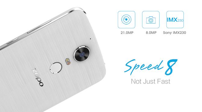 Zopo Speed 8 Camera
