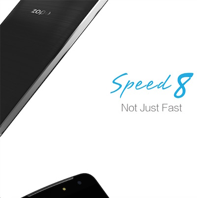 Zopo Speed 8 teaser
