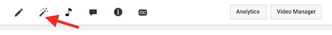 Applying Blur Effect on YouTube