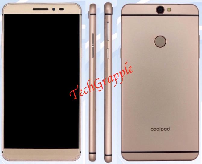 CoolPad A8-932 model