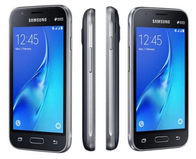 Galaxy J1 Mini Design