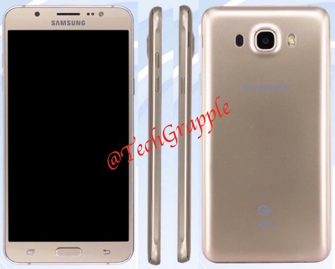 Galaxy J7 2016 real image