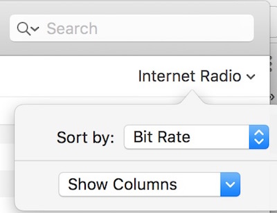 how to get internet radio on itunes