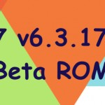 Download and Flash MIUI 7 6.3.17 Global Beta ROM